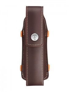Etui Opinel Outdoor L Brown No.09/10